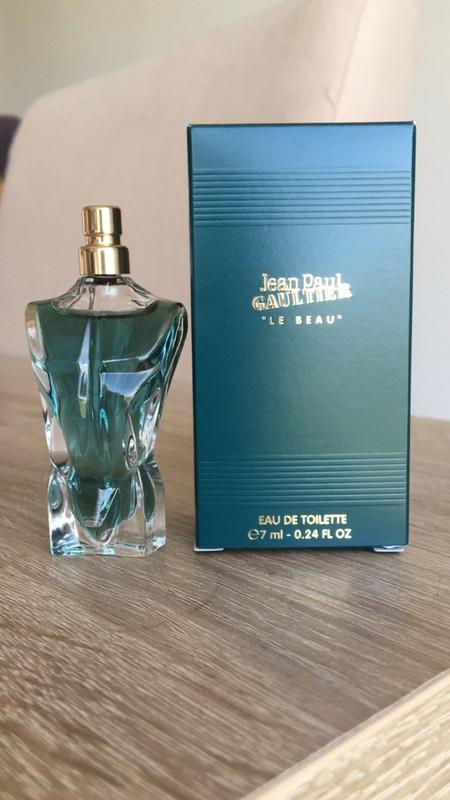 Jean Paul Gaultier Le Beau 7 ml  2019 ( xanh )