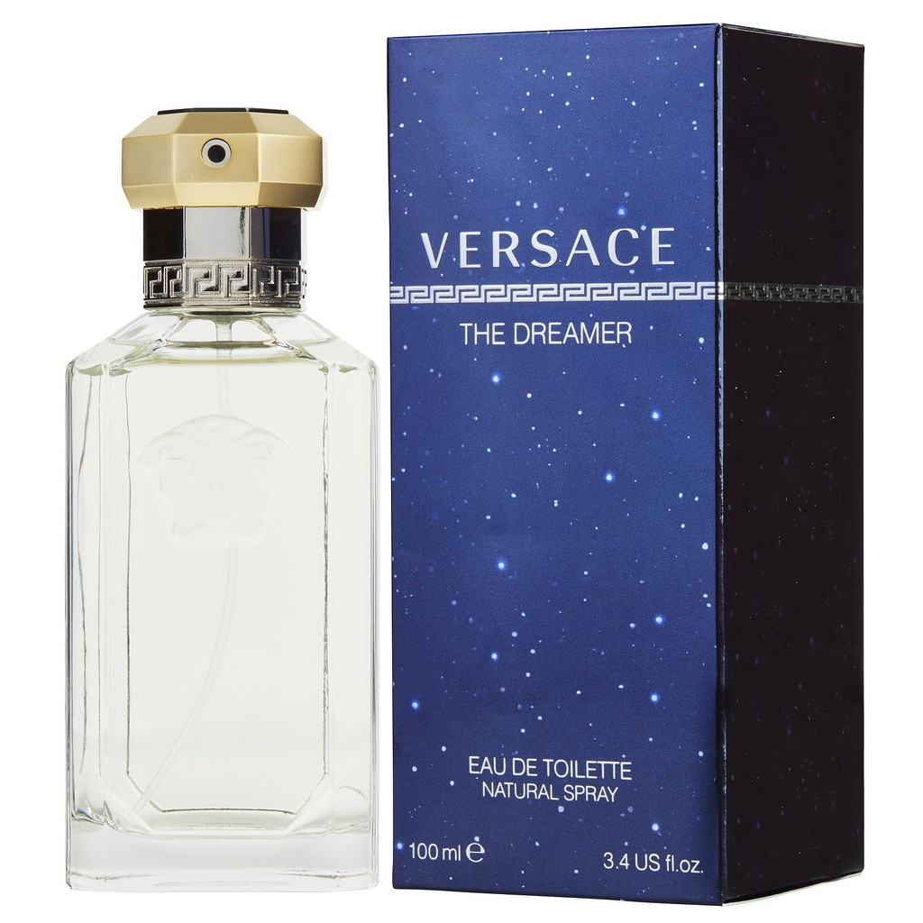 Nước hoa Versace The Dreamer Eau De Toilette 100ml