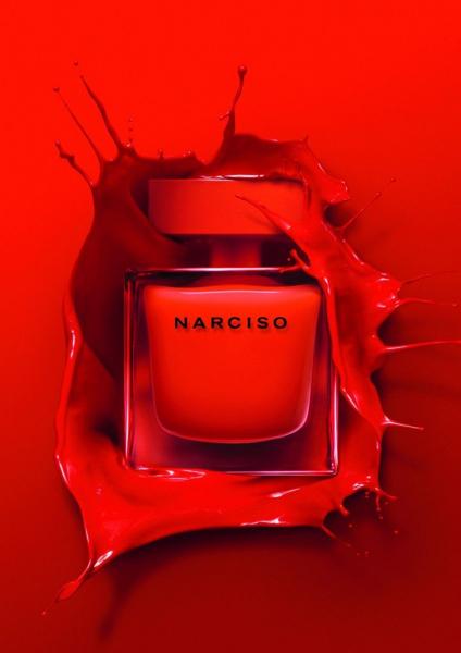 Nước Hoa Narciso Rodriguez Rouge EDP 90ml (Vỏ Đỏ) Tester