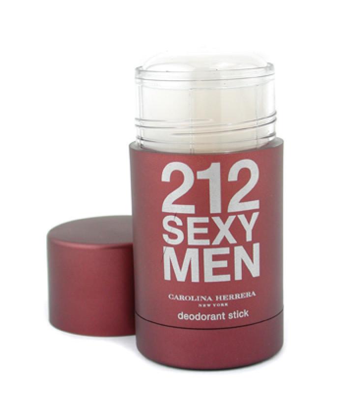 Lăn khử mùi nước hoa Carolina Herrera 212 Sexy Men 75g