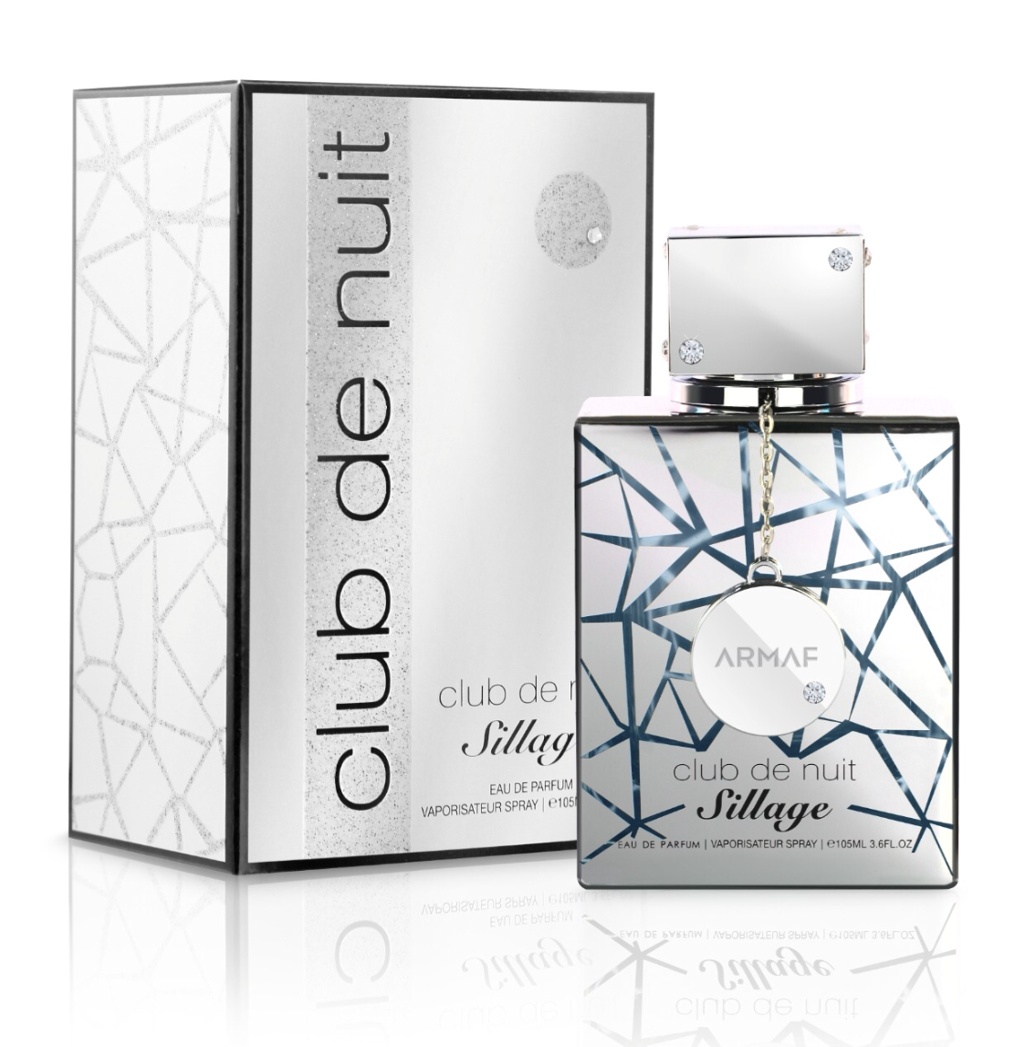 Nước Hoa Nam Armaf Club The Nuit Sillage EDP 105ml
