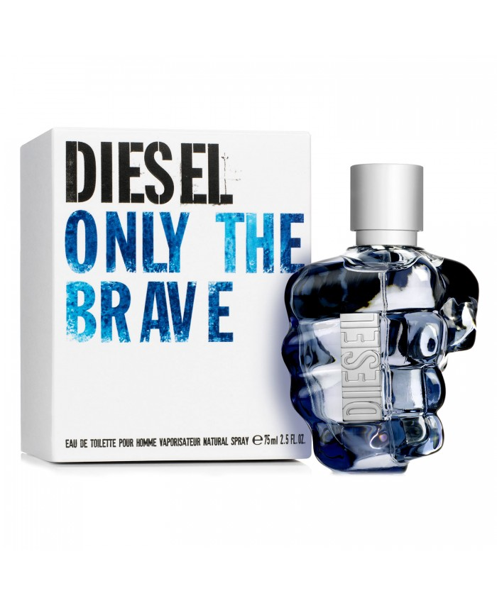 Diesel Only The Brave EDT 75ml ( Tester )