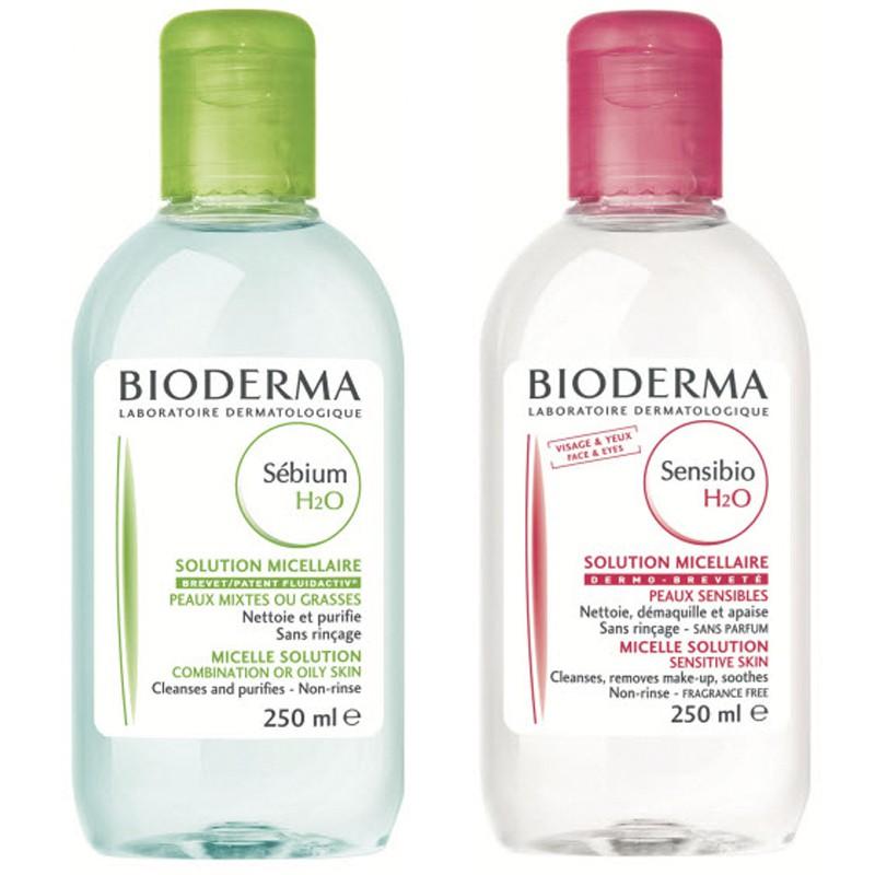 nước tẩy trang bioderma 250ml