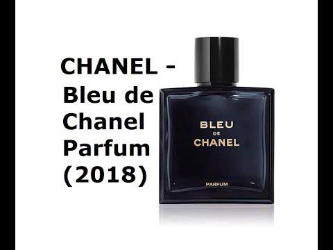 Chanel - Bleu Parfume 100ml 2018  (france) Gold