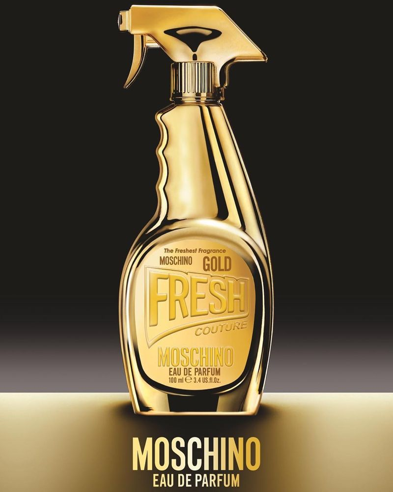 Moschino Fresh Gold EDP 100ml ( Tester )