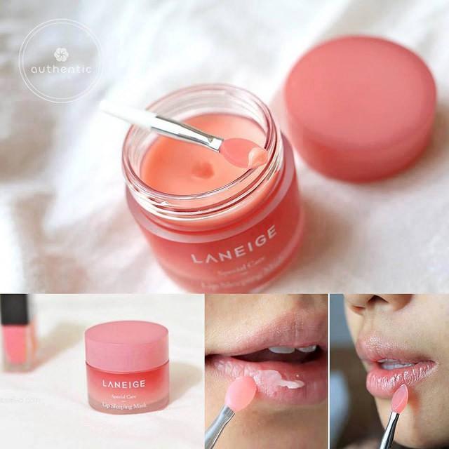 Mặt nạ ngủ dưỡng môi Laneige Lip Sleeping Mask 20g