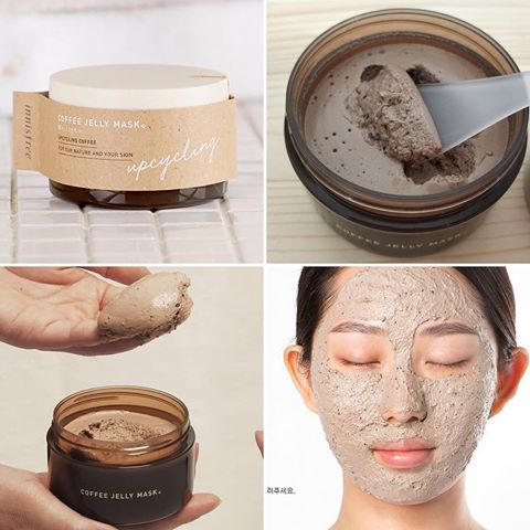 Mặt Nạ Thạch Innisfree Coffee Jelly Mask 80ml
