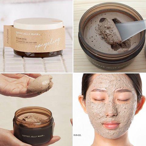 Mặt Nạ Thạch Innisfree Coffee Jelly Mask 80ml