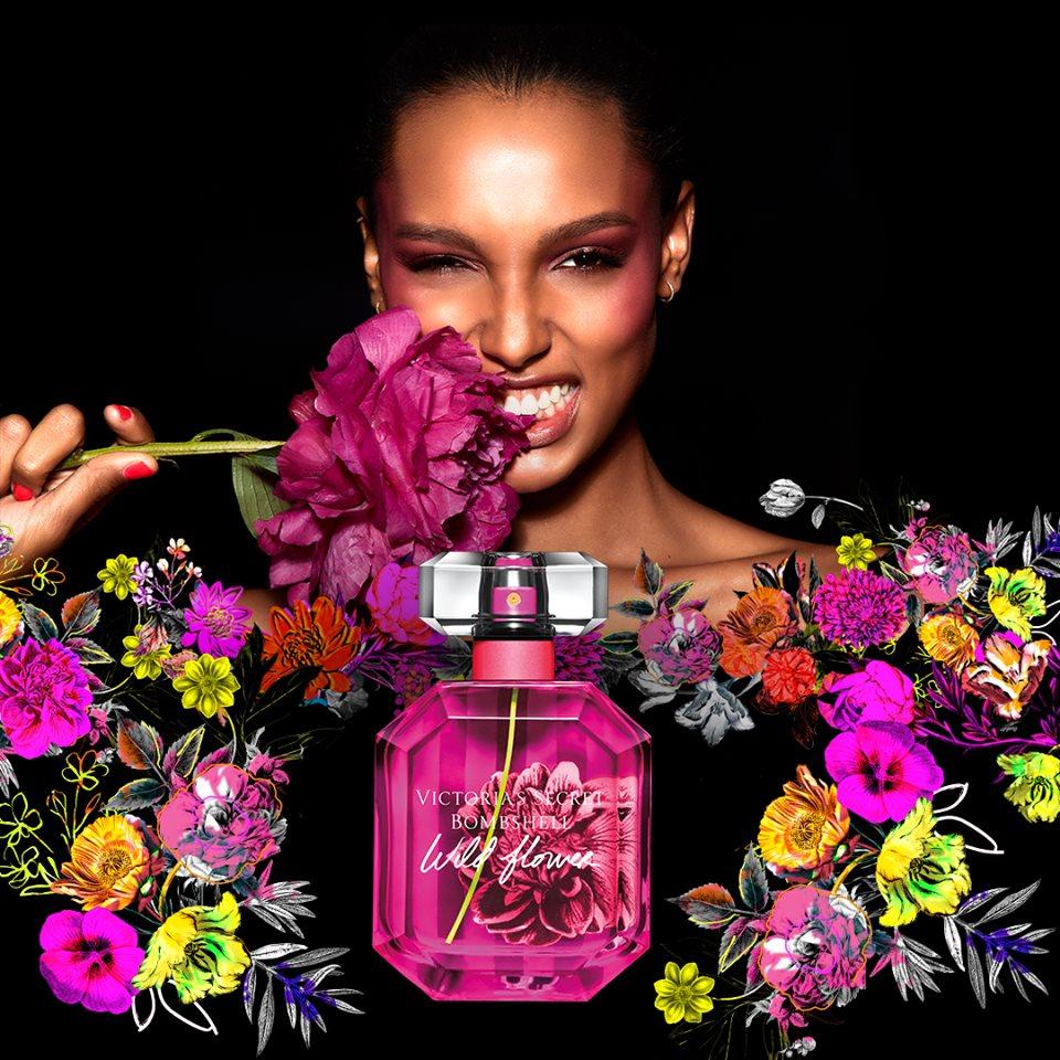 Nước Hoa Victoria s Secret Bombshell Wild Flower EDP 50ml