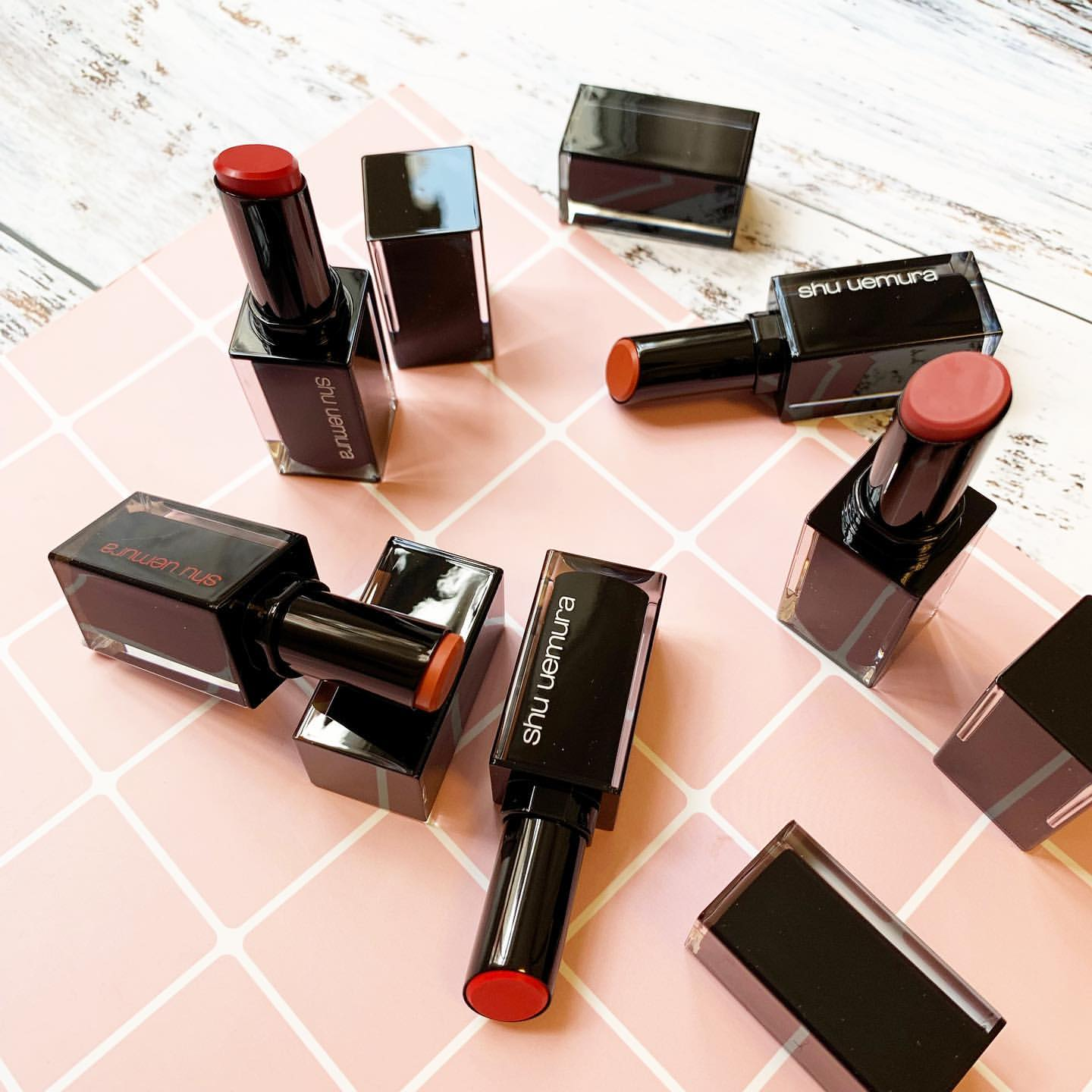 Son Shu Uemura Rouge Unlimited Amplified 2019