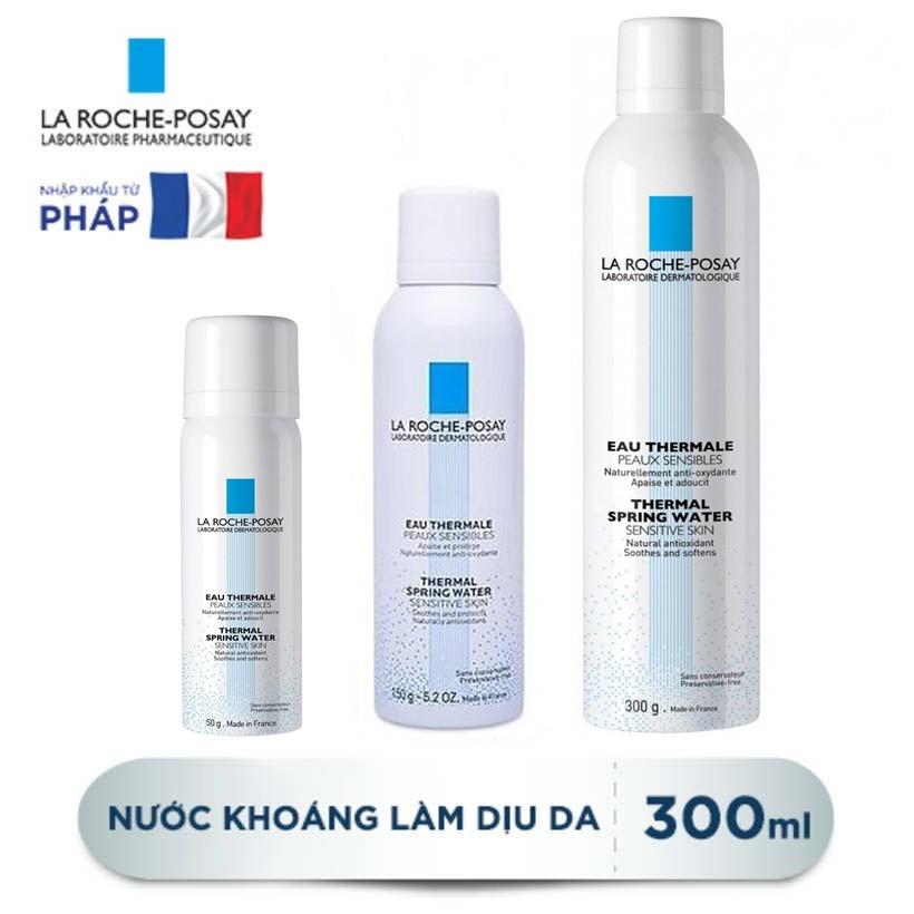 XỊT KHOÁNG LA ROCHE-POSAY THERMAL SPRING WATER 50ml - 150ml - 300 ml