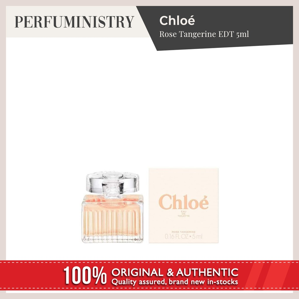 Chloe Rose Tangerine Mini 5ml edt