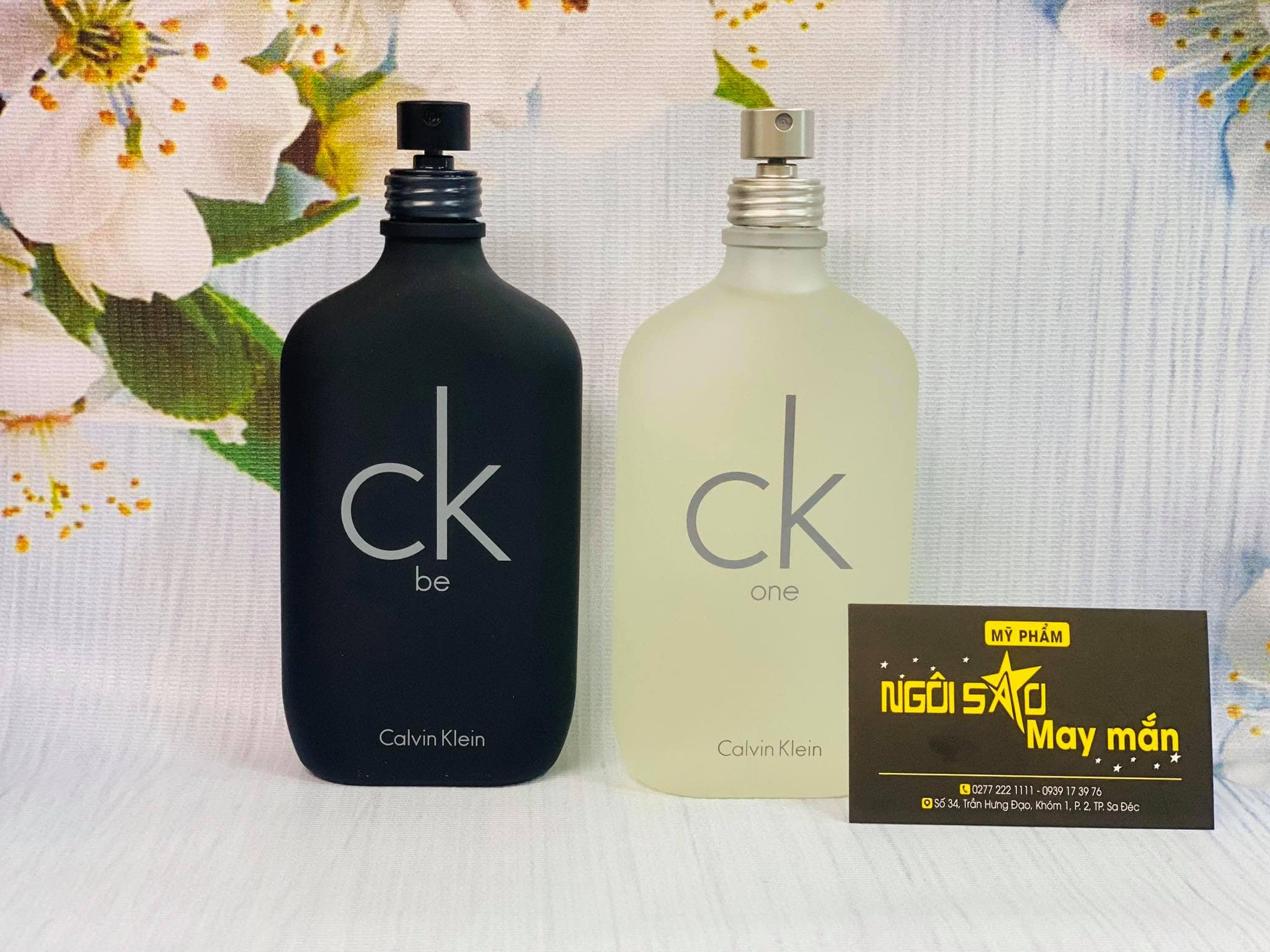 Nước hoa CK One - Ck be 200ml