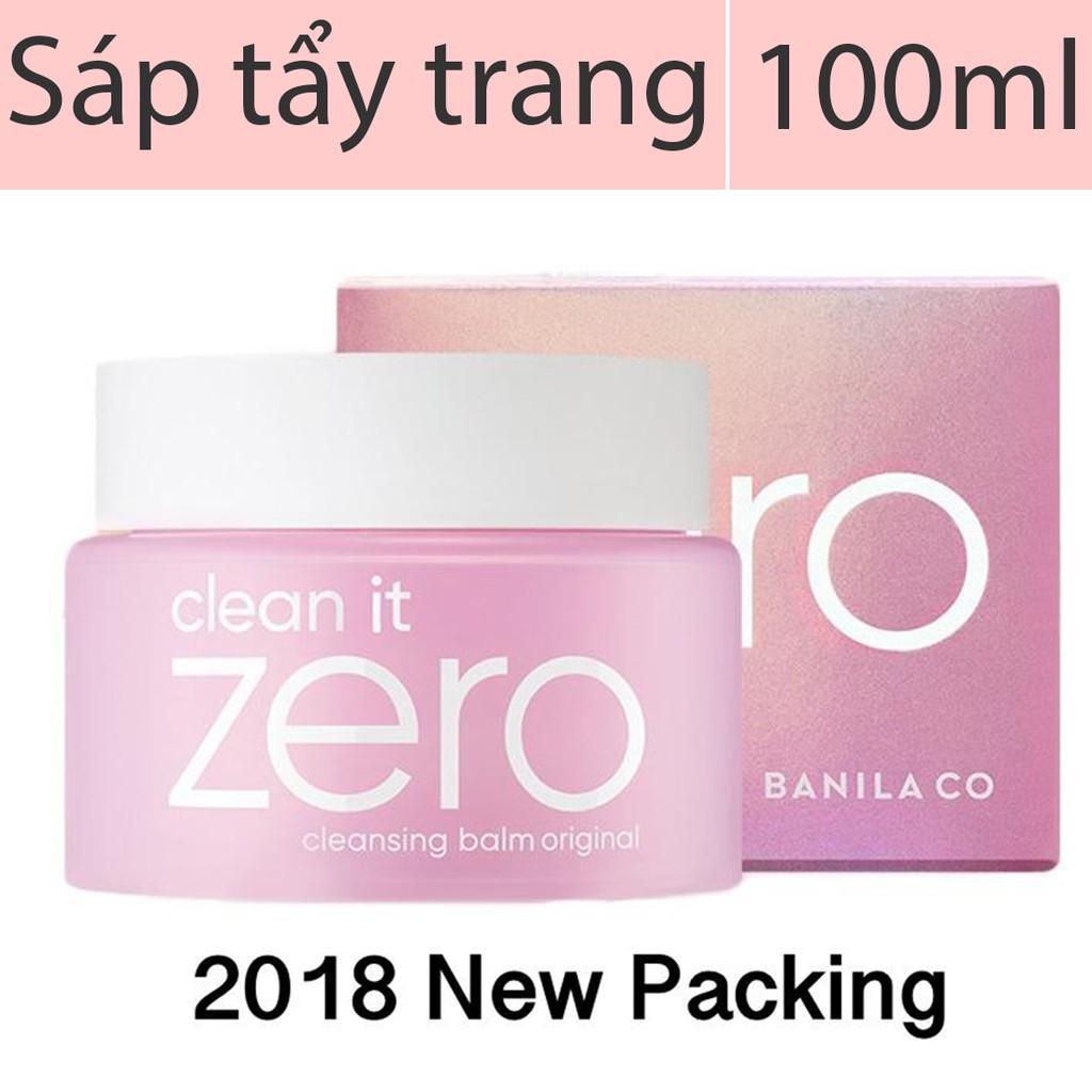 Sáp Tẩy Trang Banila Co Clean It Zero 100ml