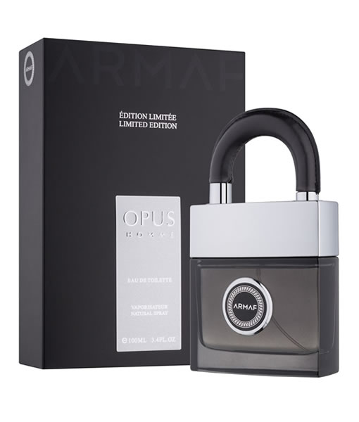 Armaf Opus Homme Limited Edition EDT For Men 100ml