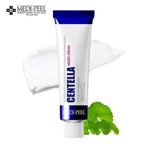 Kem trị mụn Centella Mezzo Cream Medi Peel chiết xuất rau má  30ml