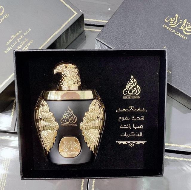 Nước hoa Ghala Zayed Luxury Gold 100ml ( Đại Bàn )