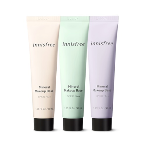 Kem Lót Innisfree Mineral Make Up Base SPF30 PA++ 40ml