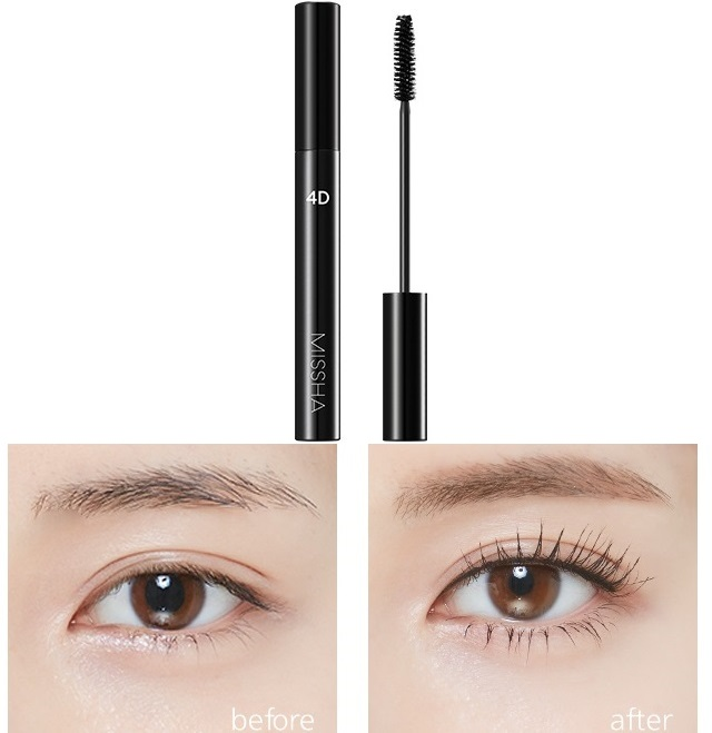 MASCARA MISSHA THE STYLE 4D