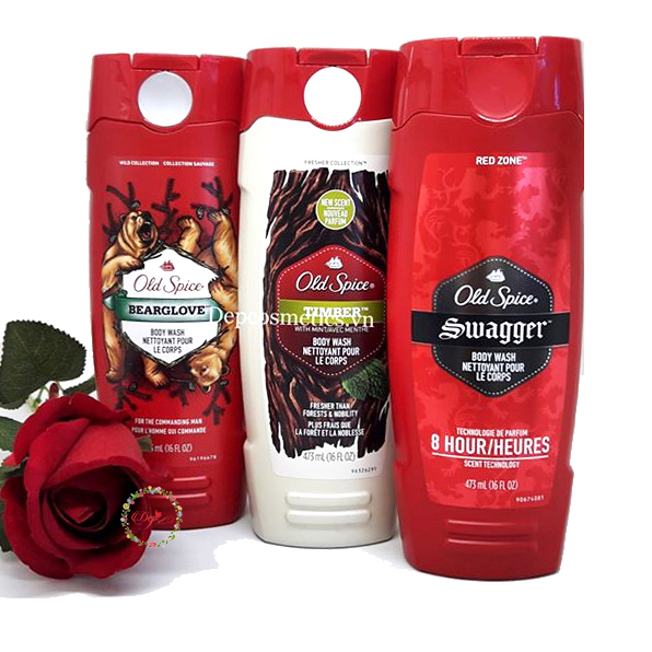 SỮA TẮM NAM OLD SPICE SWAGGER BODY WASH 473ML