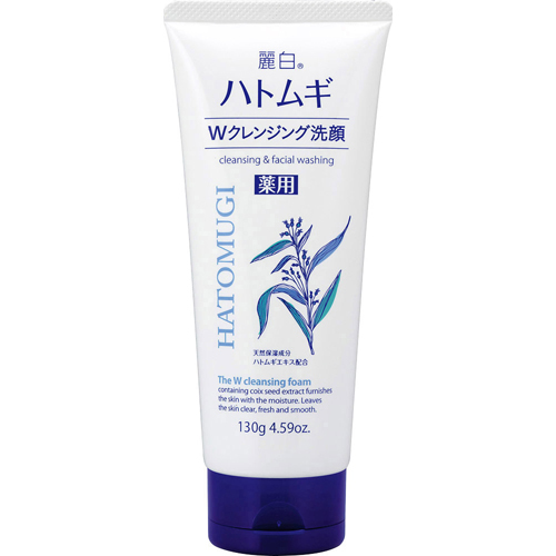 Sửa rửa mặt ý dĩ Hatomugi Naturie Nhật Bản