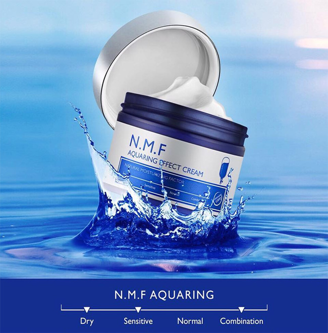 Kem Dưỡng Mediheal N.M.F Aquaring Effect Cream 50ml