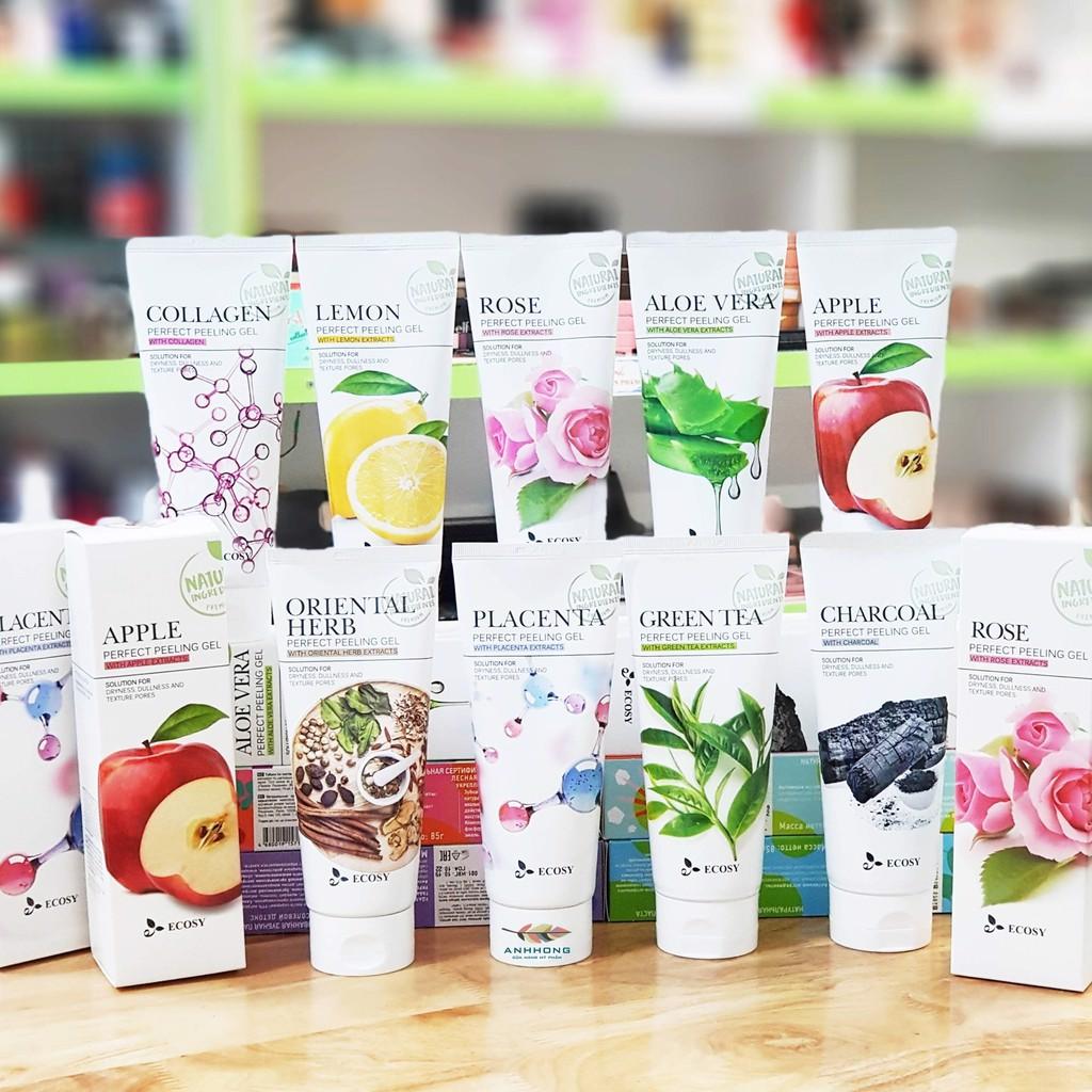 Gel Tẩy Tế Bào Chết Ecosy Perfect Peeling Gel 180g Korea