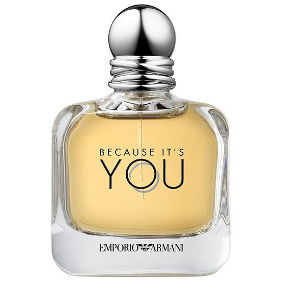 Giorgio Armani Emporio Armani Because It's You