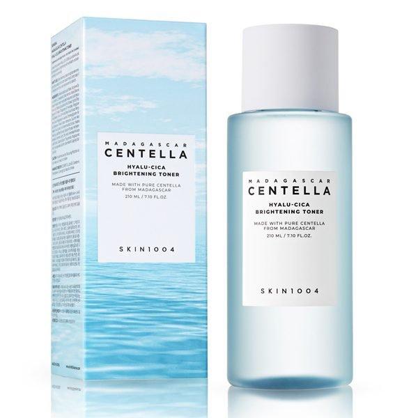 Nước Hoa Hồng Skin1004 Madagascar Centella Hyalu-Cica Brightening Toner 210ml