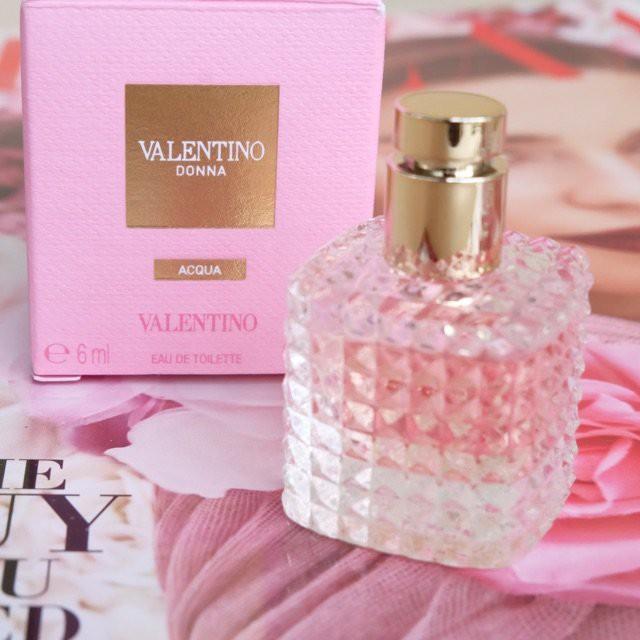 NƯỚC HOA NỮ VALENTINO DONNA ACQUA BY VALENTINO EDT 6ML