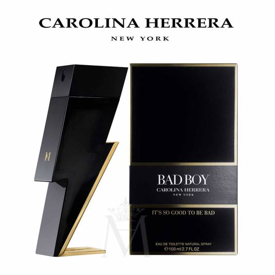Carolina Herrera Bad Boy 100ml EDT ( Tester )