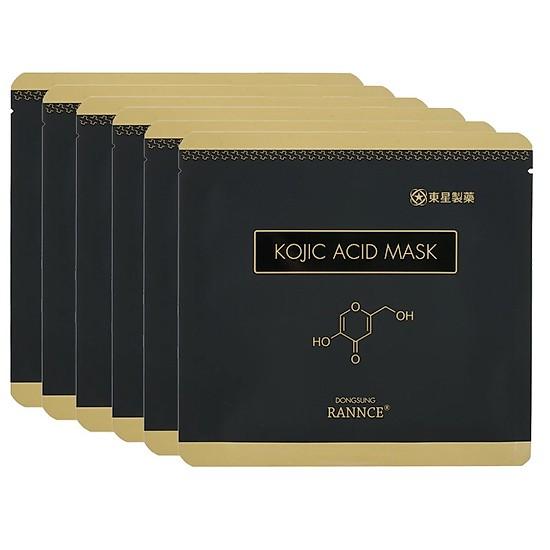 Mặt Nạ Dưỡng Trắng, Đặc Trị Nám Dongsung Rannce Kojic Acid Mask 28ml