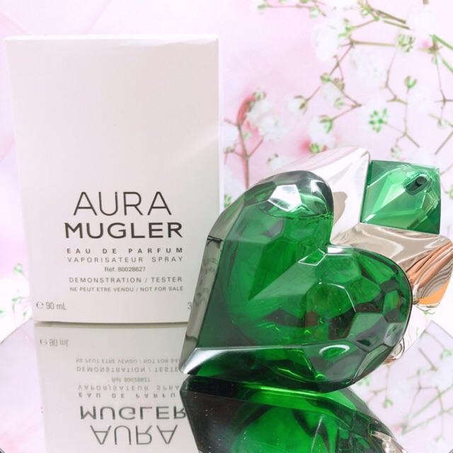 Nước hoa nữ aura mugler 90ml EDP ( Tester )