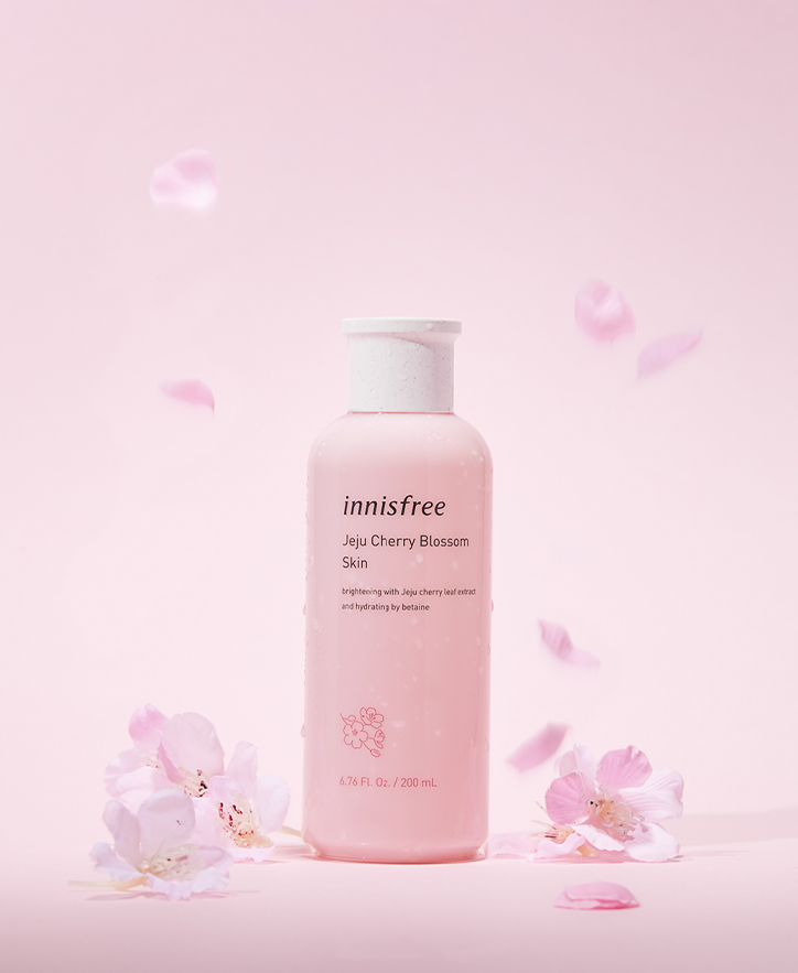Toner Innisfree Jeju Cherry Blossom Skin (200ml)