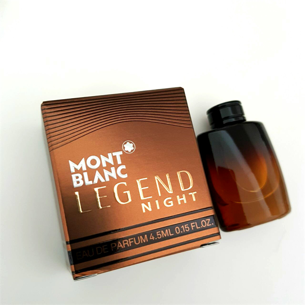 Nước Hoa Nam Montblanc Legend Night 4.5ml