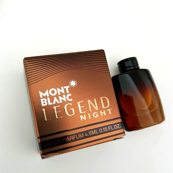 Nước Hoa Nam Montblanc Legend Night 4.5ml