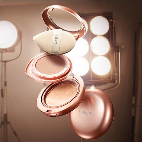 Phấn Nước Laneige Layering Cover Cushion & Concealing Base 2.5g