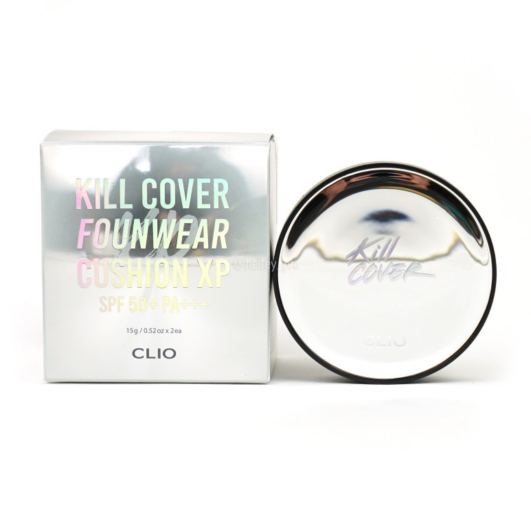 phấn nước clio kill cover founwear cushion xp ( tặng lõi ) Limited