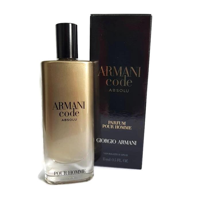 Giorgio Armani Code Absolu 15m