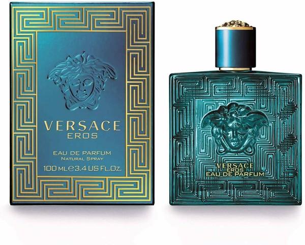 versace eros edp 100ml ( mẫu mới )