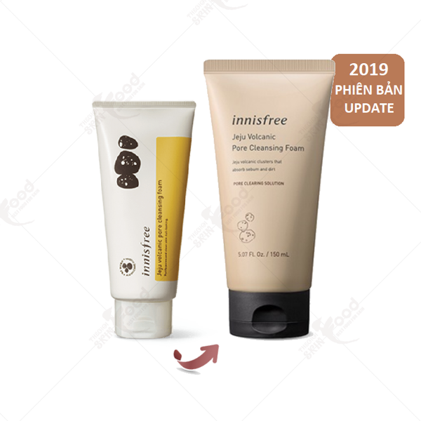 SRM Jeju Volcanic Pore Innisfree (150ml)