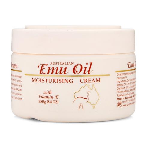 kem dưỡng ẩm da EMU Oil vitamin e250g (đà điểu)