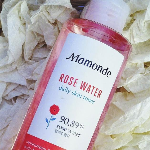 Nước hoa hồng Rose Water Toner Mamonde 150ml