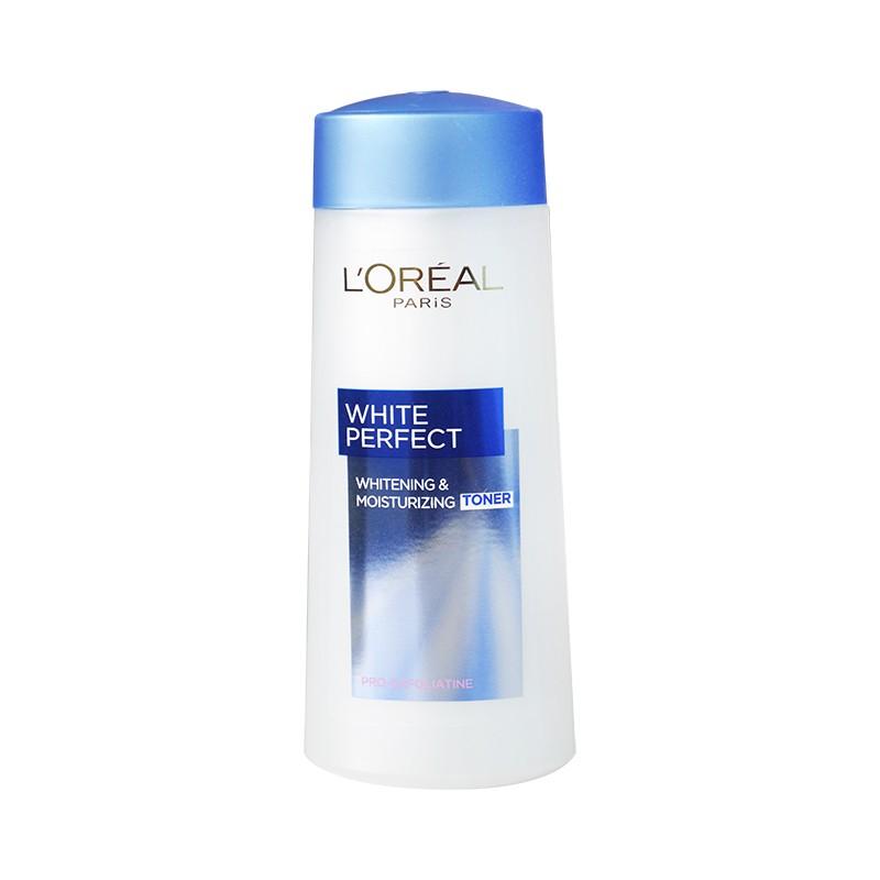 Nước Hoa Hồng Trắng Da White Perfect L Oreal - 200ml