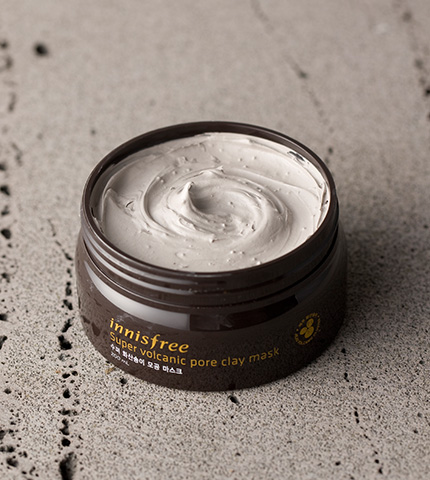 mặt nạ super volcanic pore clay mask innisfree 20ml