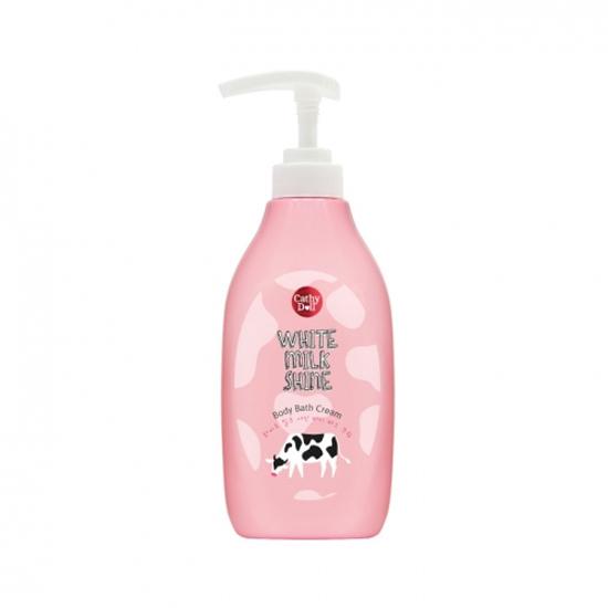 Kem tắm trắng da sữa bò Cathy Doll White Milk Shine Body Bath Cream 450ml