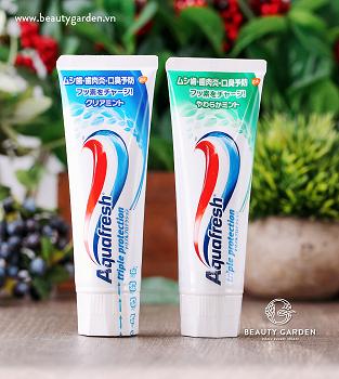 Kem đánh răng Aquafresh 140g Nhật