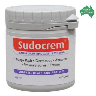 Kem Đa Năng Cho Trẻ Sơ Sinh và Trẻ Nhỏ Sudocrem Healing Cream 125g