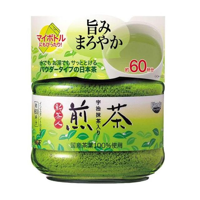 Bột trà xanh nguyên chất nhật bản AGF Blendy Nhật