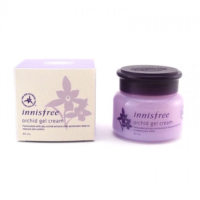 kem dưỡng chống lão hoá jeju orchid gel cream innisfree (50ml)
